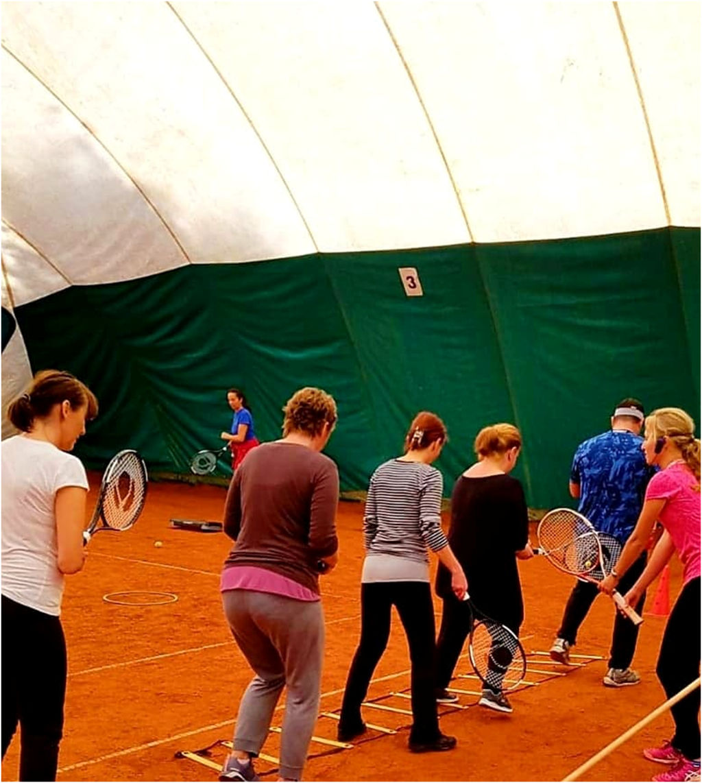 Teniski klub Zagreb - Cardiotennis fitness za odrasle